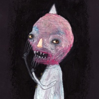 """Gary the Ghost"" by Mia Makila, 2010"