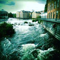 My beautiful city, Norrköping, Sweden